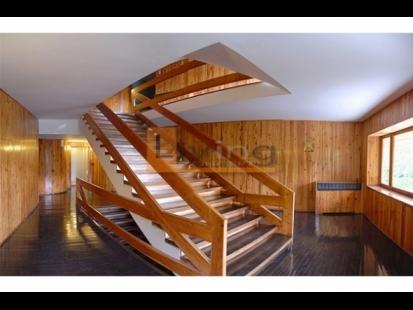 Particolare del vano scale condominiale