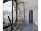 Il soggiorno con l'accesso al terrazzo